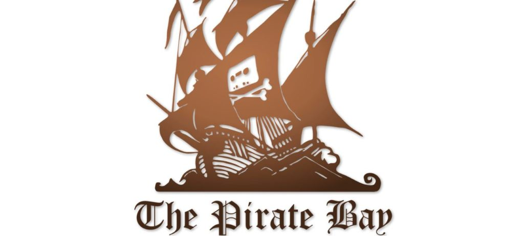 The Pirate Bays logotyp